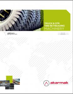 tire retreading equipment