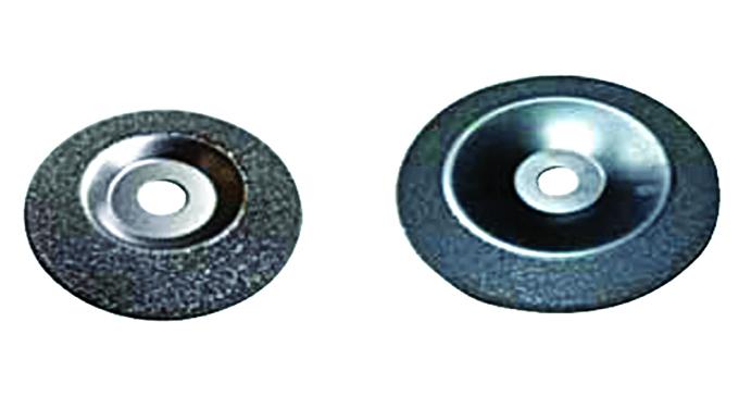 p21 BJ Grit Flat Disks